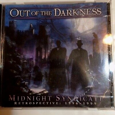 Midnight Syndicate Out of the Darkness CD 2006 Symphonies from the - Classic Halloween Instrumental Music