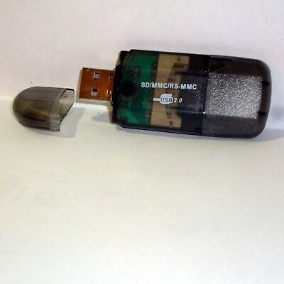 Устройства считывания карт USB SDHC TF