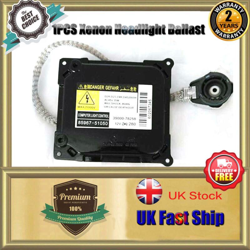 OEM Xenon Ballast HID Control Unit ECU D4S D4R For Toyota Lexus KDLT003 DDLT003