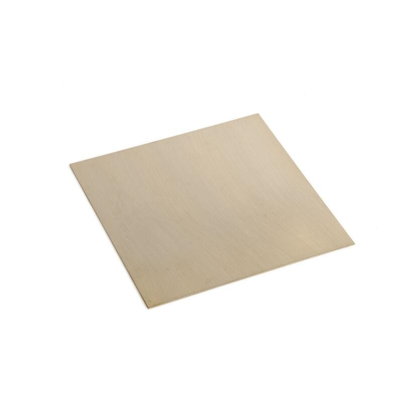 24 Gauge 0.020 Dead Soft Nickel Silver Sheet Metal - 6x6