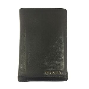 Prada card wallet