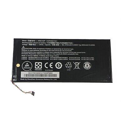 Bateria Acer Iconia One 7 B1-730 HD 3165142P 3850mAh Original Usado segunda mano  Numancia de la Sagra