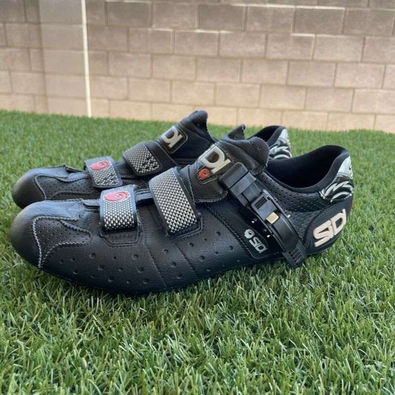Women's SIDI Cycling shoes US 7 Black Airplus Lightly used