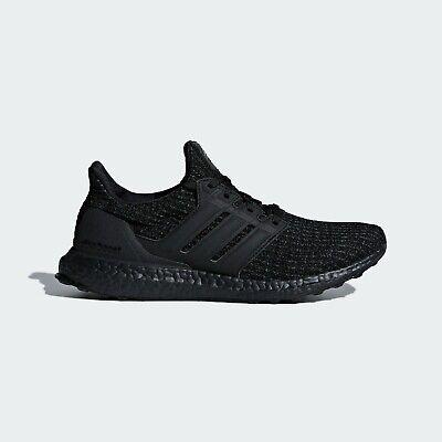 Adidas Ultra Boost Triple Black UK Size 10