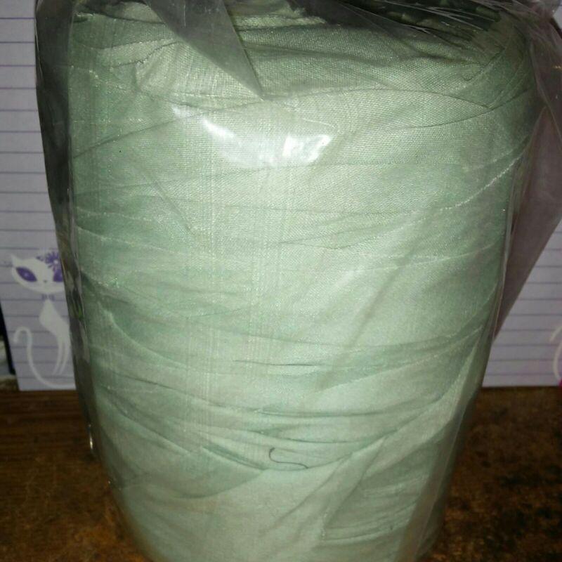 Rag Yarn Precut Fabric Strips 28oz Light Green
