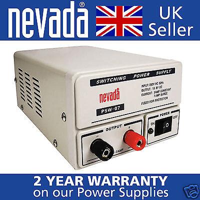 Nevada PSW07 5-7amp power supply