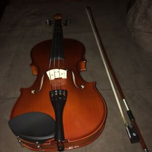 Violin and travel Case