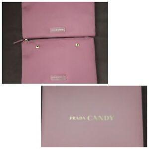 Bnib Prada duo makeup bag set