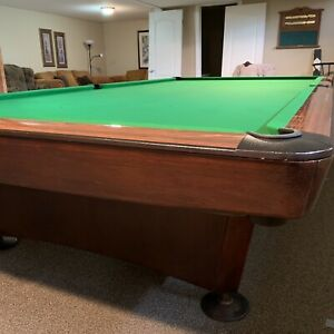 6x12 Gold Crown Snooker Table