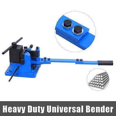 Manual Pipe Bender Metal Bender For Flat Round Angle Steel Bending Machines Us