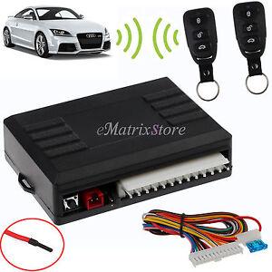 Universal Auto Funkfernbedienung Keyless Entry-System für Zentralverriegelung