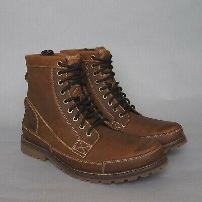 "Men's Timberland Originals 'Earthkeeper' 6"" Boots Medium Brown Nubuck Sz 12"