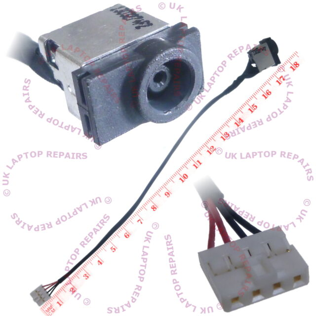 SAMSUNG Np270e5e-x01tr DC Jack Power Socket w/ Cable Connector