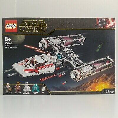 LEGO Star Wars Resistance Y-Wing Starfighter (75249) - BRAND NEW IN BOX
