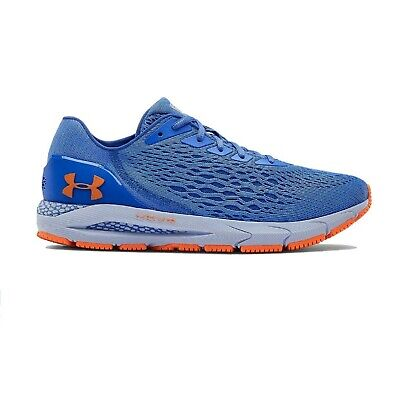 Men's Under Armour HOVR SONIC 3 3022586-400 Water-Spackle-Orange Spark Shoes