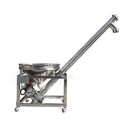 Powder Feeder Height All-fill Sanitary Inclined Portable Screw Conveyor Tf-300