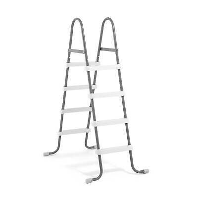 "Intex Above Ground Swimming Pool Ladder for 48"" Wall Height Pools (Used)"