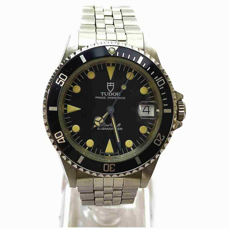 TUDOR Watch 75090 SUBMARINER operate normally 1402648 - watch picture 1
