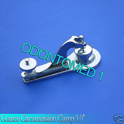 3 Gomco Circumcission Clamp 3.0 Urology Instruments