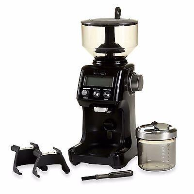 Breville BCG820BKSXL Smart Pro Coffee Grinder, Black Sesame