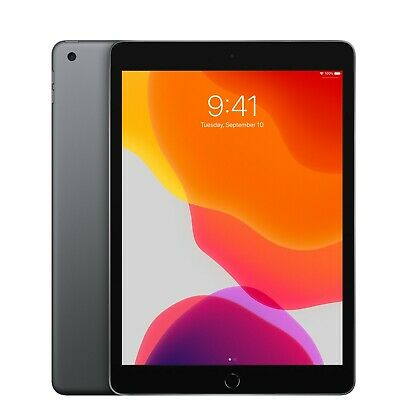 APPLE iPad 7th gen. (2019) - 32GB - WiFi - Space Grey - GRADO A++ (COME NUOVO)
