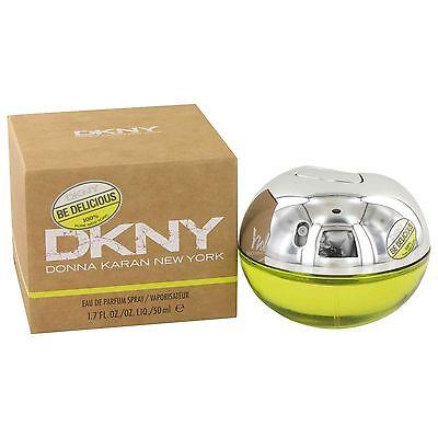 DKNY BE DELICIOUS 50ML EAU DE PARFUM SPRAY BRAND NEW & SEALED