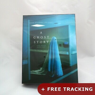 A Ghost Story .Blu-ray Lenticular Case Limited Edition