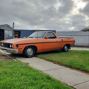 1977 falcon ute 6 cyl auto