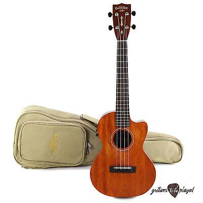 Gretsch G9121 A.C.E. Tenor Acoustic/Electric Ukulele w/ Fishman Pickup & Gigbag comprar usado  Enviando para Brazil