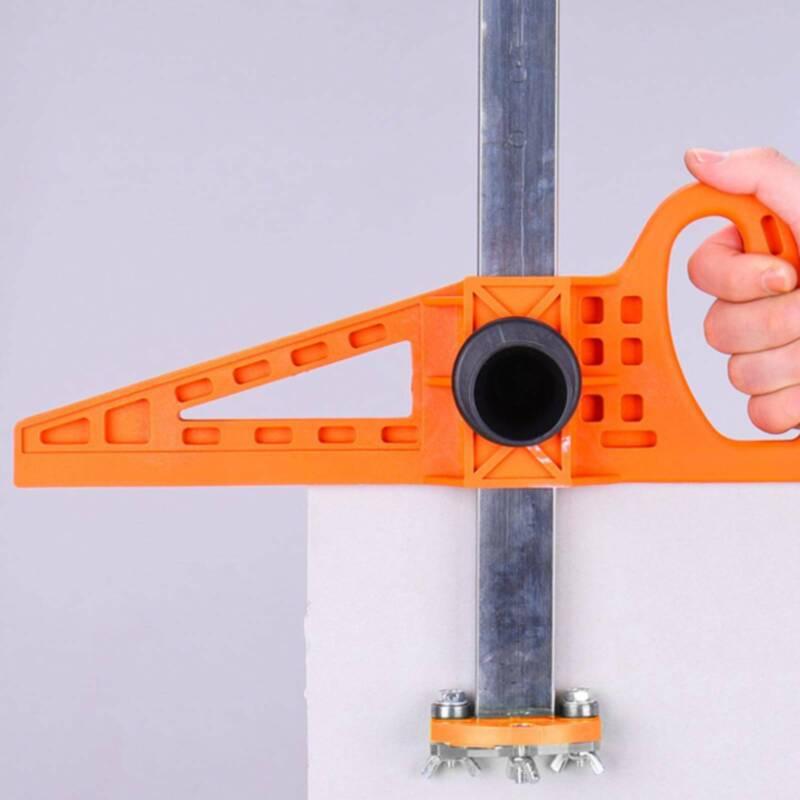 Manueller Gipskartonplattenschneider Handschieben-Werkzeug Gipskarton  20-600mm