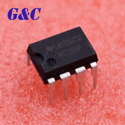 102050100pcs Ic Ne555 Dip-8 Timers New Good Quality