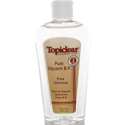 Topiclear Pure Glycerin Skin Moisturizer Glicerina Pura Hidratante Piel y Cuerpo