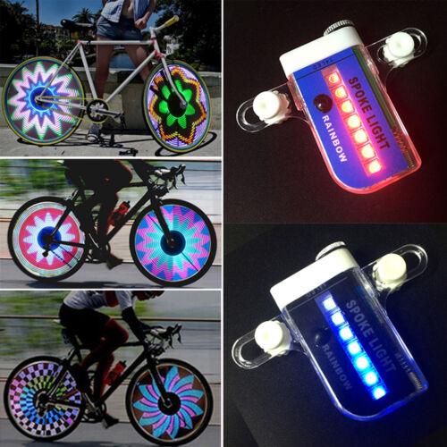 2X Fahrradbeleuchtung USB Fahrradlampe LED USB Wiederaufladbar Fahrradlicht set