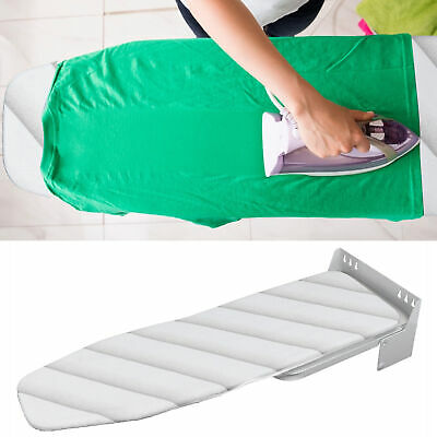 IRONING TABLE Folding Clothes Iron Board Space Saver Wall Mount Boards