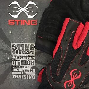 Sting Training Gloves - Men's Medium / Ladies Large Tenambit Maitland Area Preview
