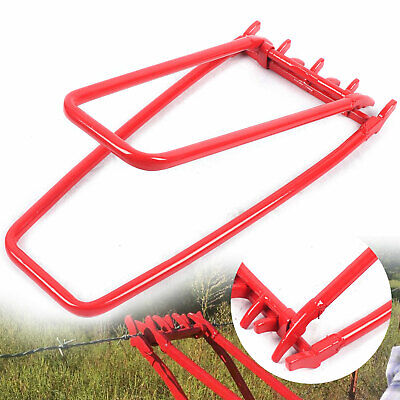 High Tensile Repair Fence Crimping Tool Ranch Fencing Strainer Wire Tightener
