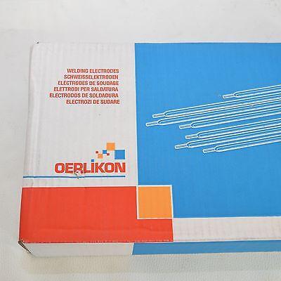 OERLIKON Stabelektrode;Schweisselektroden SPEZIAL3,2x350mm125St.4,1Kg.mit Attest