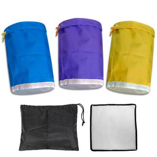3x 5 Gallon/ 20L Ice Herbal Bubble Bags Filtration Extraction Kit Croydon Burwood Area Preview