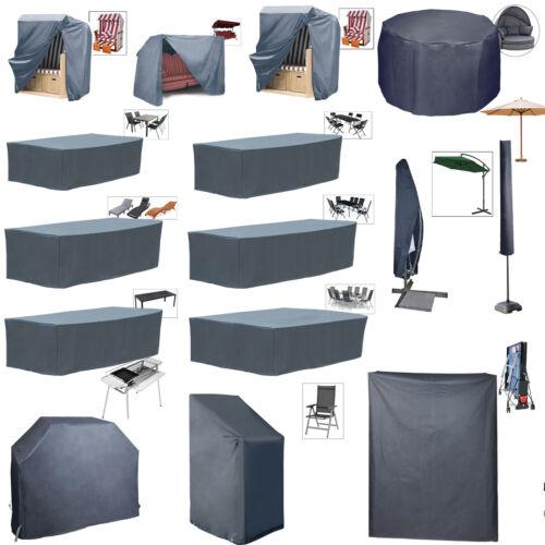 Möbelschutzhülle Schutzhaub Abdeckung Schutzplane Oxford Wasserdicht Garten #969