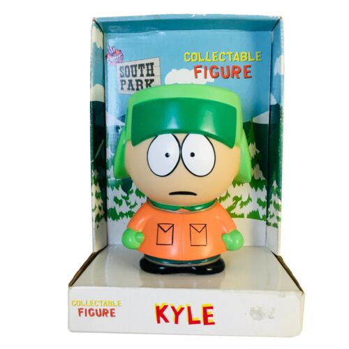 South Park Collectible Figure Kyle 1998  Kyle - Comedy Central - Vintage