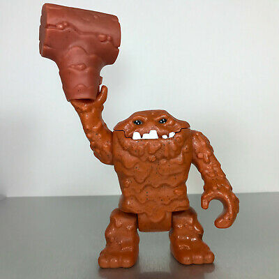 Imaginext DC Super Friends CLAYFACE & HAMMER HAND figure Clay Face