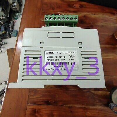 1 Pcs Xinje Xc3-48rt-c Programmable Controller Tested