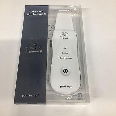 Pour A platinum aqua queana qlean nutrition up appliances soft peel&cleansing S