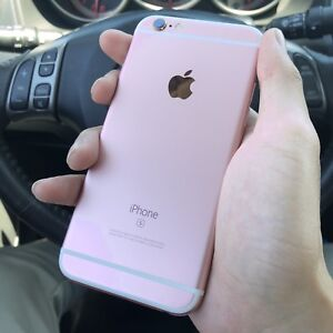 Rose Gold iPhone 6S - 64GB - UNLOCKED