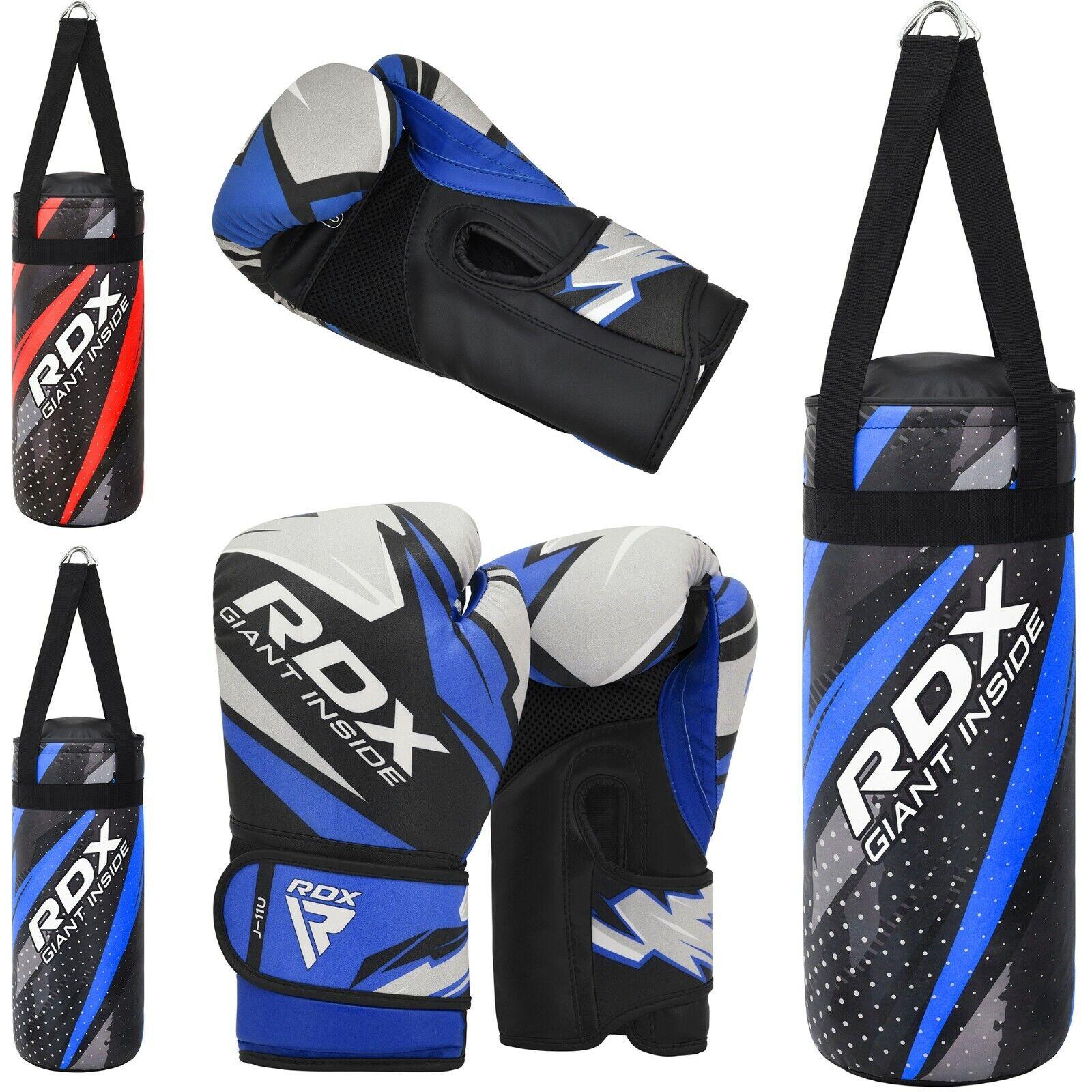RDX Kids Punching Bag Junior Filled Boxing MMA Kickboxing Tr