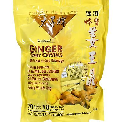 Best Ginger Tea with Honey Crystals 30