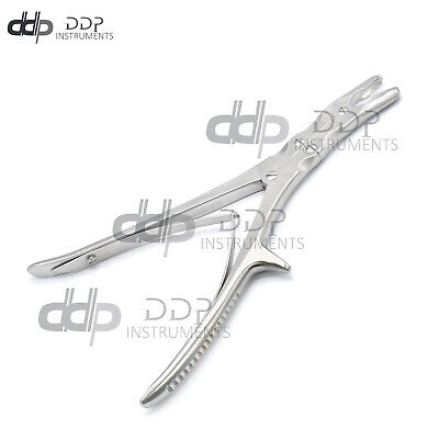 Duckbill Bone Rongeur 9 Semi Angled Orthopedic Surgical Instruments