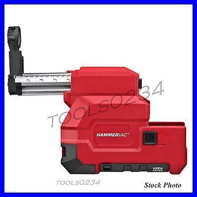 "Milwaukee 2712-DE Hammer Vac Dedicated Dust Extractor for 1"" Rotary Hammer"