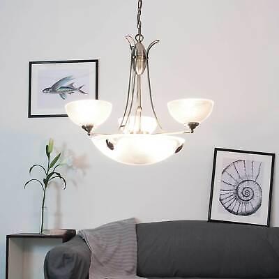 Suntuosa Araña de Cristal Estilo Moderno Lámpara Colgante Techo Luz