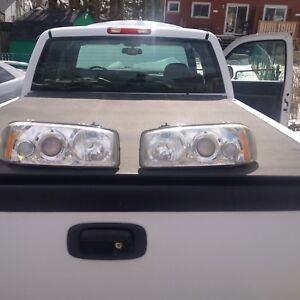 Gmc denali headlights